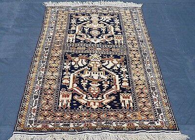 Orientteppich  Nomaden Teppich  Belutsch Balouch Baluch fein 150x095 cm