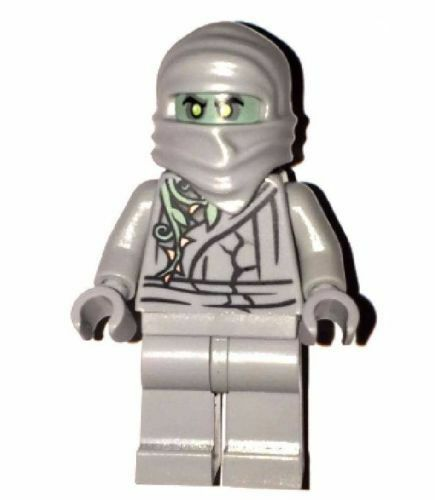LEGO NINJAGO Ghost Student Ninja Minifigure From Set 70590 New