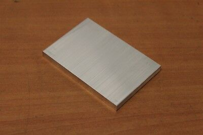 80//20 Inc 80mm x 6mm Thick Aluminum Flat Stock Part #40-8341 x 610mm Long N