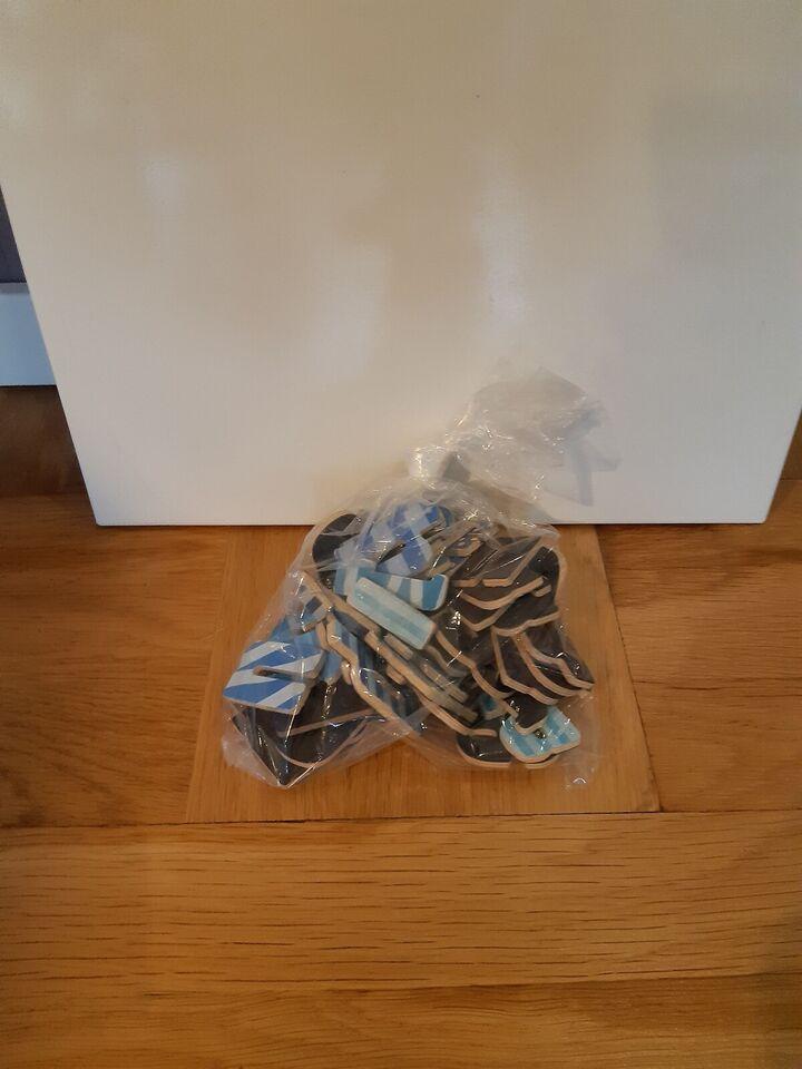 Magnetisk legetøj, Bogstaver og plade, Ikea