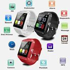 Cheap Smart watch Smartwatch Free Screen Protector Bluetooth Samsung Sony HTC LG