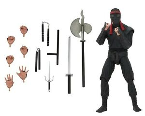 Teenage-Mutant-Ninja-Turtles-1-4-Scale-Action-Figure-Foot-Clan-Soldier-NECA