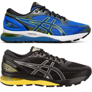Asics gel-nimbus 21 zapatillas zapatos running caballeros 1011a169