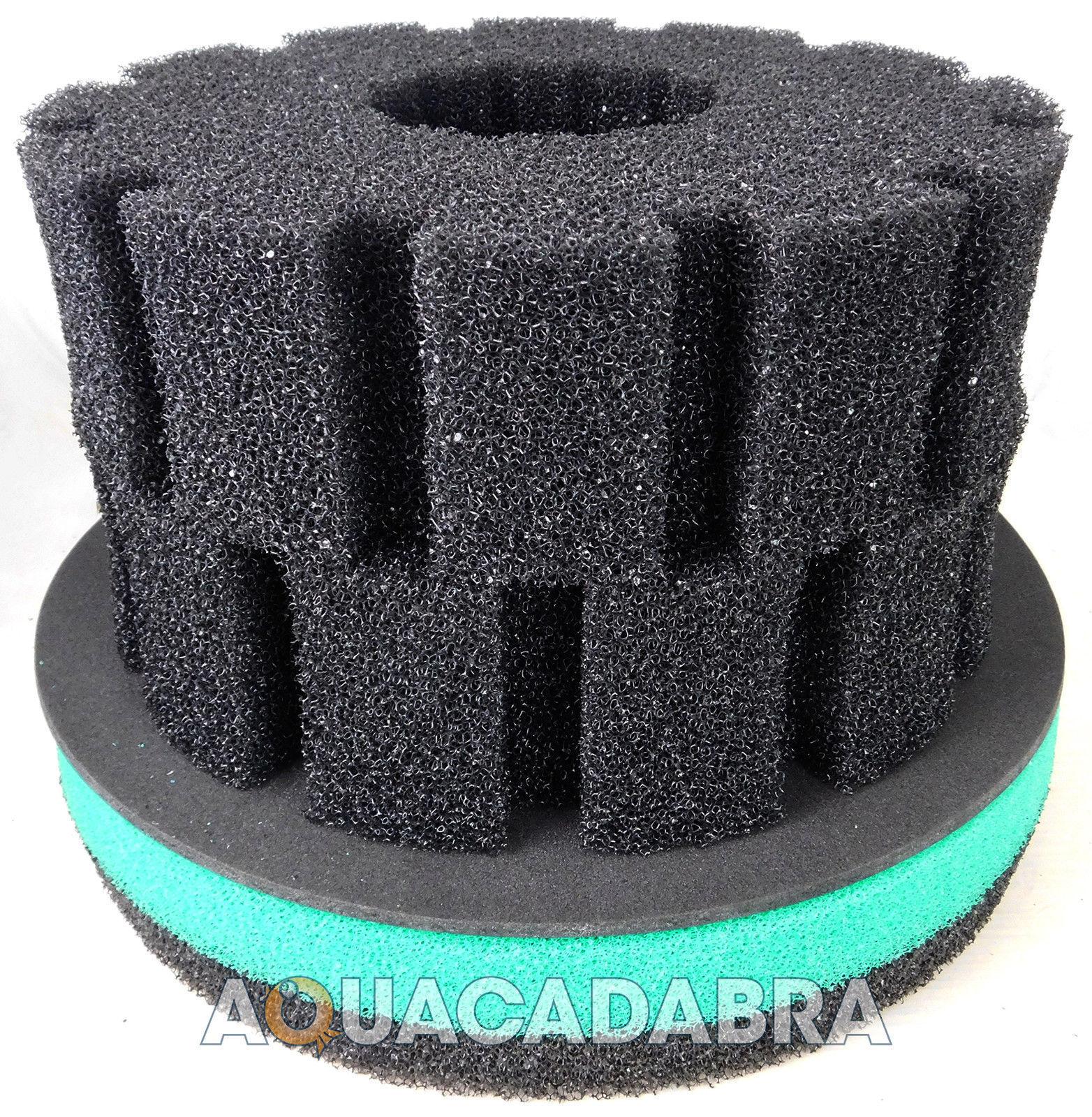 Fish Mate Powerclenz Foam Set 30000 45000 Pressure PUV Pond Filter Replacement