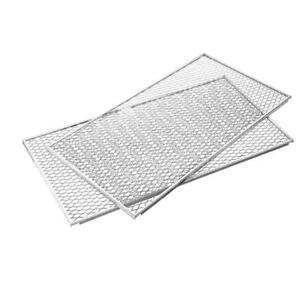 Brista Deckel oder Boden für Streckmetall Komposter verzinkt 1000x1000 mm