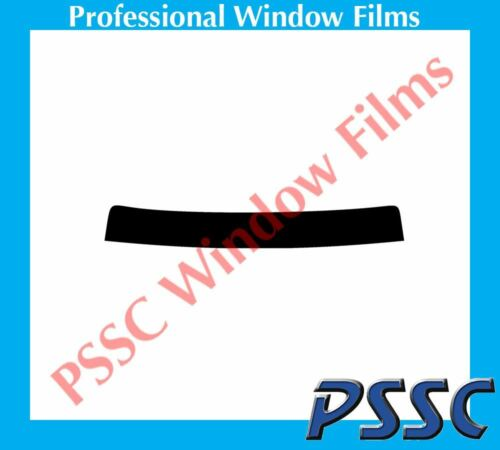 PSSC Pre Cut Sun Strip Car Window Tint Films for VW Touran 2003-2009
