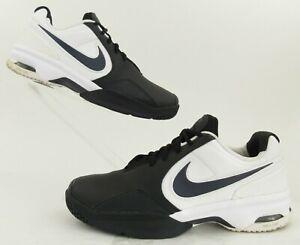 hermosa Anoi tirar a la basura  Nike Air Courtballistec 3.1 Tennis Specific Shoes Black/White/Navy US 11 |  eBay