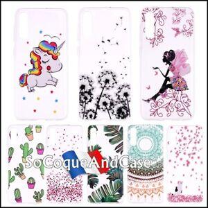 Etui-housse-coque-silicone-Transparentes-TPU-Case-Cover-Samsung-Galaxy-A50-A70
