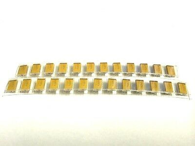 TPSV107K020R0085 100uF 8 Stück 20V 100µF BF=V 85mR SMD AVX Tantal 10/%