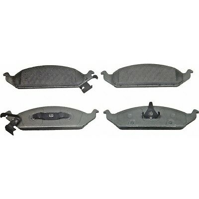 WAGNER QC730B Ceramic Disc Brake Pad Set Front fits DODGE Neon SX 2.0 2000-2005