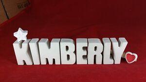 Beton-Steinguss-Buchstaben-3D-Deko-Namen-KIMBERLY-als-Geschenk-verpackt