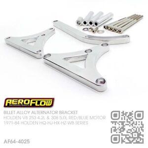 AEROFLOW-ALTERNATOR-BRACKET-BILLET-HOLDEN-V8-253-308-HQ-HJ-HX-HZ-WB-LHS-MOUNT