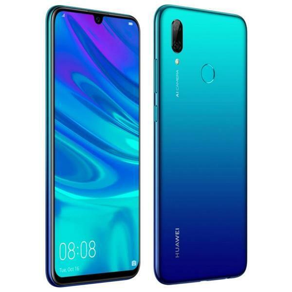 HUAWEI P SMART 2019 AURORA BLUE 64 GB DUAL SIM 3GB RAM GARANZIA ITALIA 24 MESI