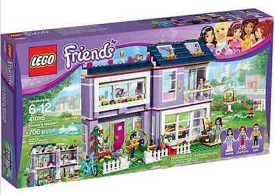 1 x Lego System Bauanleitung Heft 2 Friends Emma/'s Haus 41095