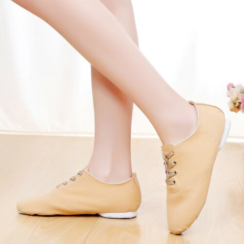 Adult canvas jazz shoes soft shoes dancing shoes ballet shoes new training shoes