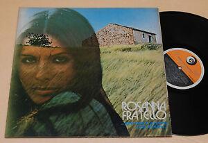 ROSANNA-FRATELLO-LP-SONO-NATA-1-ST-GATEFOLD-TOP-NM