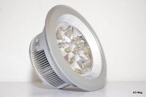 Luminaire-Spot-Plafonnier-encastrable-LED-15W-15-x-1-Watt-48Vdc-NEUF