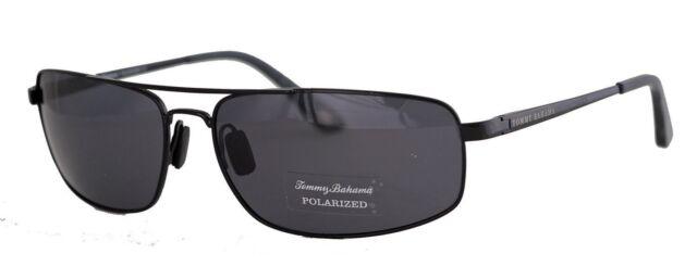 292296ec562 Tommy Bahama Sunglasses Tb23sa Black Smoke Polarized for sale online ...