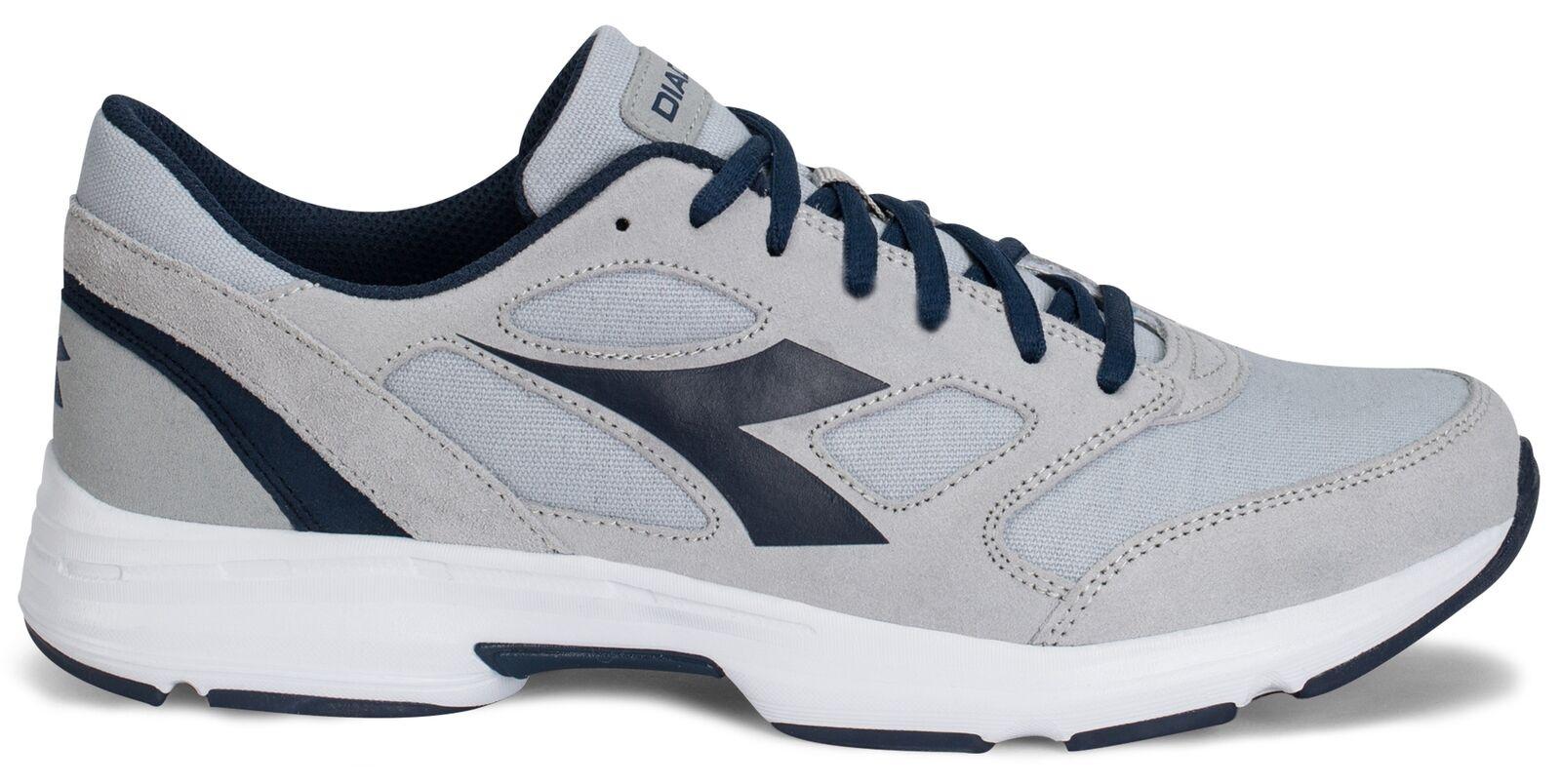 Diadora Scarpa Running Sneaker Jogging men  Shape 7 s Alluminium navy tuareg  buy discounts