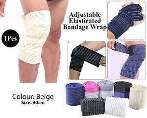 Elbow Bandage Compression Sleeve Wrap Elastic Support Brace Pain