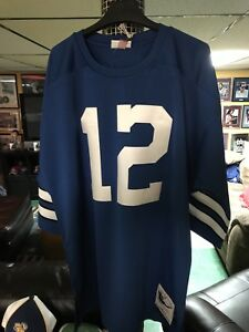 brand new 35e88 e7a1a Details about Roger Staubach Mitchell & Ness Jersey Dallas Cowboys. Size XL  48 New With Tags
