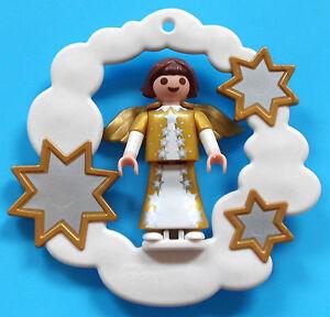 DULCE-Angel-decoracion-de-arbol-Navidad-Deco-Playmobil-5591-ORO-510