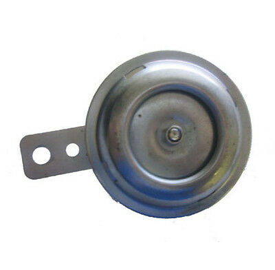 """12V Horn 0.8A 100 db,Outside Diameter 2.75/"""" inch for Moped gas scooters"""