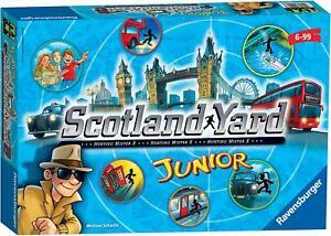Ravensburger SCOTLAND YARD JUNIOR GAME Toys Puzzles BNIP