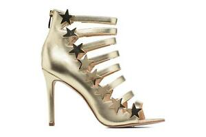 Oro Stella Scarpe Donna Bronzo Sandali Katy Perry The Aperte E ZWtqw8at