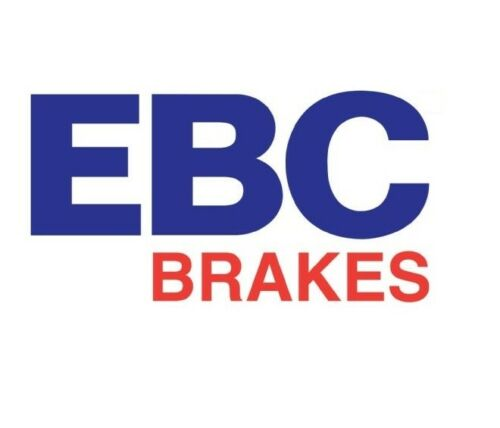 NEW EBC 280mm REAR BRAKE DISCS AND YELLOWSTUFF PADS KIT OE QUALITY PD03KR298