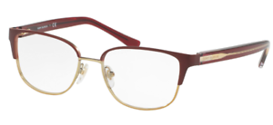 ec1998f844e6ff Image is loading Authentic-TORY-BURCH-1052-3197-Eyeglasses-Bordeaux-Gold-