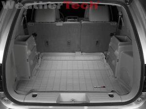 Weathertech Cargo Liner 2005 2009 Chevrolet Equinox