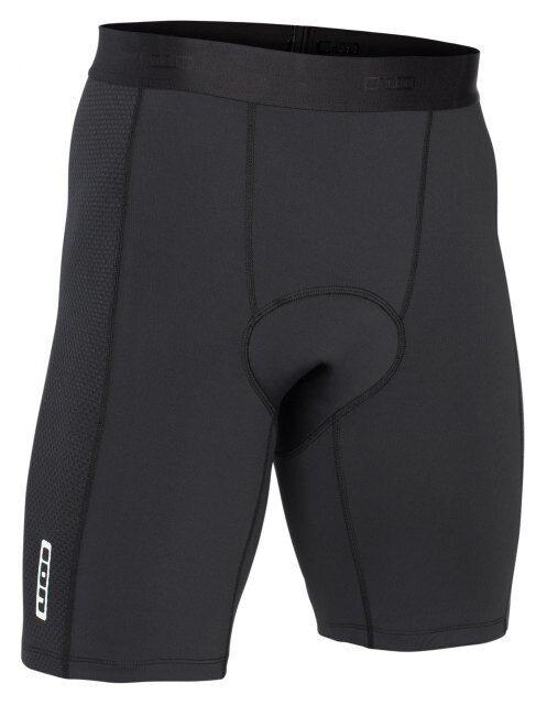 Ion en  pantalones cortos largo corto negro acolchado Liner MTB bajo  barato
