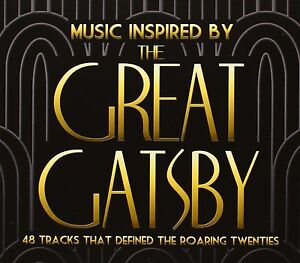 Roaring-Twenties-Great-Gatsby-Charleston-Tea-Party-2CD-1920s-Dance-Orchestras