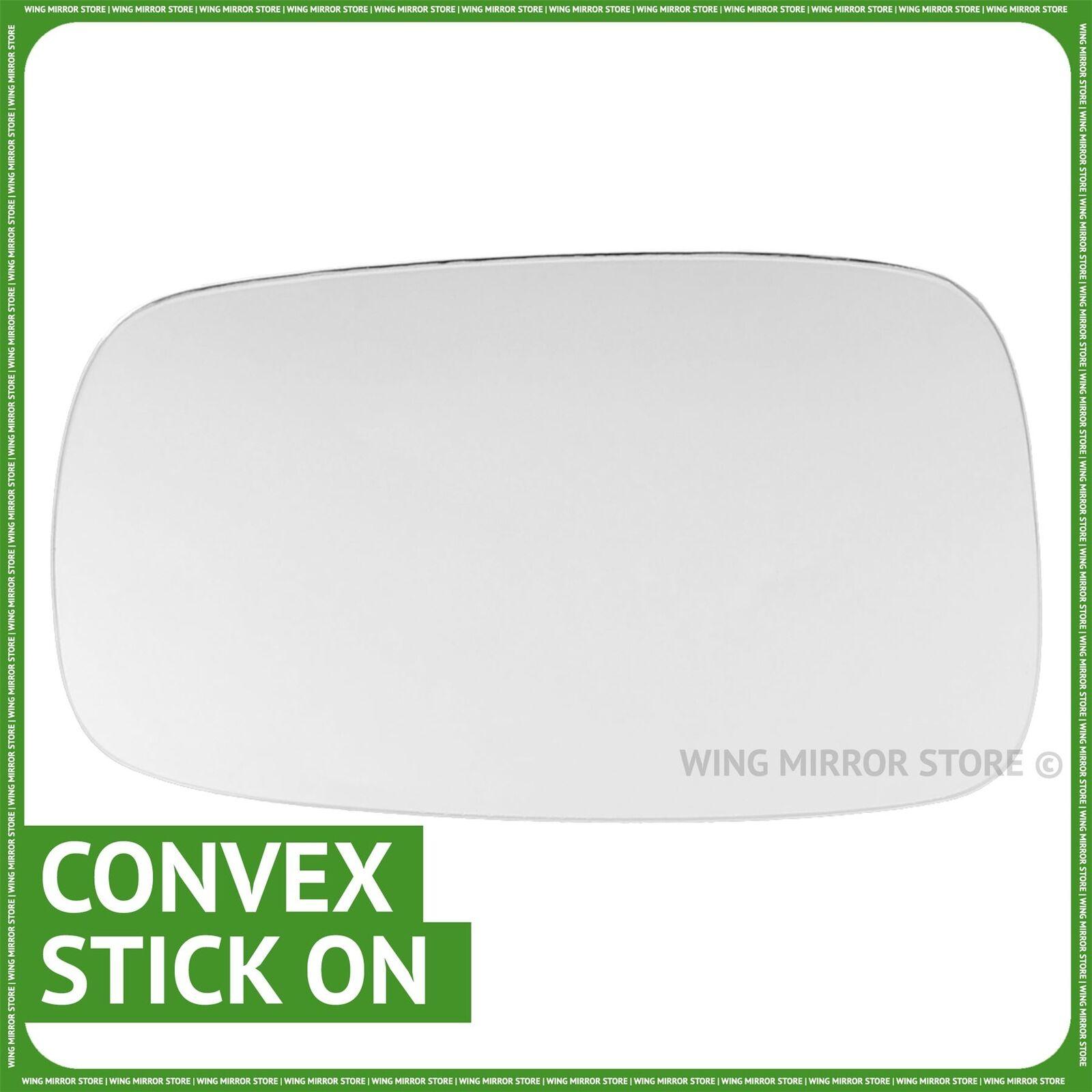 RENAULT SCENIC MK2 2003-2009 DOOR WING MIRROR GLASS CONVEX RIGHT OR LEFT