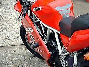 R-amp-G-RACING-Crash-Protector-Ducati-750SS-early-1990s-BLACK