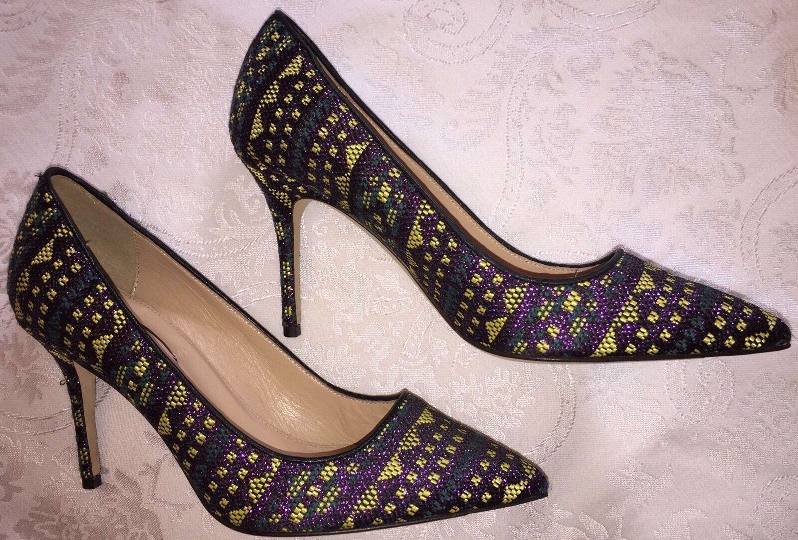 J Crew 6.5 Elsie Pumps Heels c1036 NEW 268 Sold Out