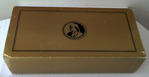 Franklin Mint Smith and Wesson 44 caliber Revolver Collector Knife with COA
