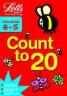 Pre-school Fun Farmyard Learning - Count To 20 (4-5) by Letts Educational (Paperback, 2003)