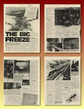 Grave Winter Fuel Crisis 1946 To 47 Power Shutdown Industrial Crisis Old Article
