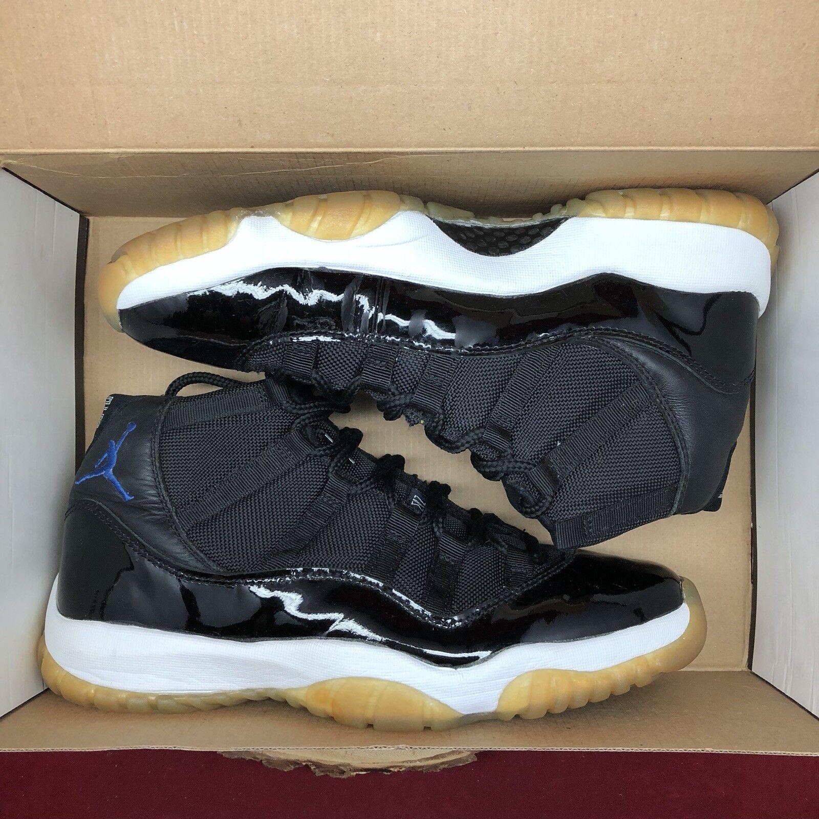 2000 Nike Air Jordan Retro XI Space Jam Black Size 10 136046 041 Concord XII IX
