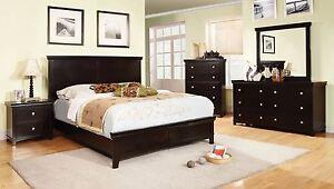 Master-Bedroom-Solid-wood-Platform-Style-Bed-HB-FB-in-Queen-Cal-King-Est-King