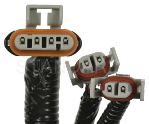ABS Wheel Speed Sensor Wire Harness Rear-Left//Right Standard ALH73