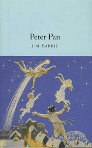 Peter-Pan-Macmillan-Collector-039-s-Library-by-Barrie-J-M-NEW-Book-FREE-amp-FAS