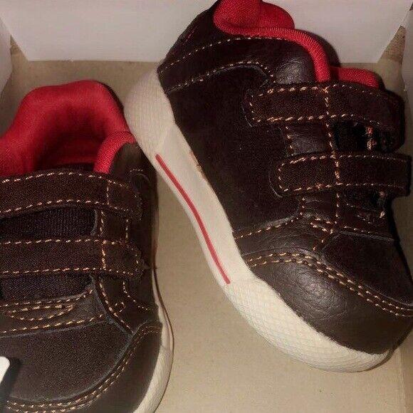 Sesame Street Elmo toddler Boy's Shoes Size- 1W | eBay