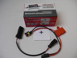 DUCATI-Dino-Ladegeraet-6V-12V-Adapter-DATA-Stecker-Multistrada-950-1200-alle