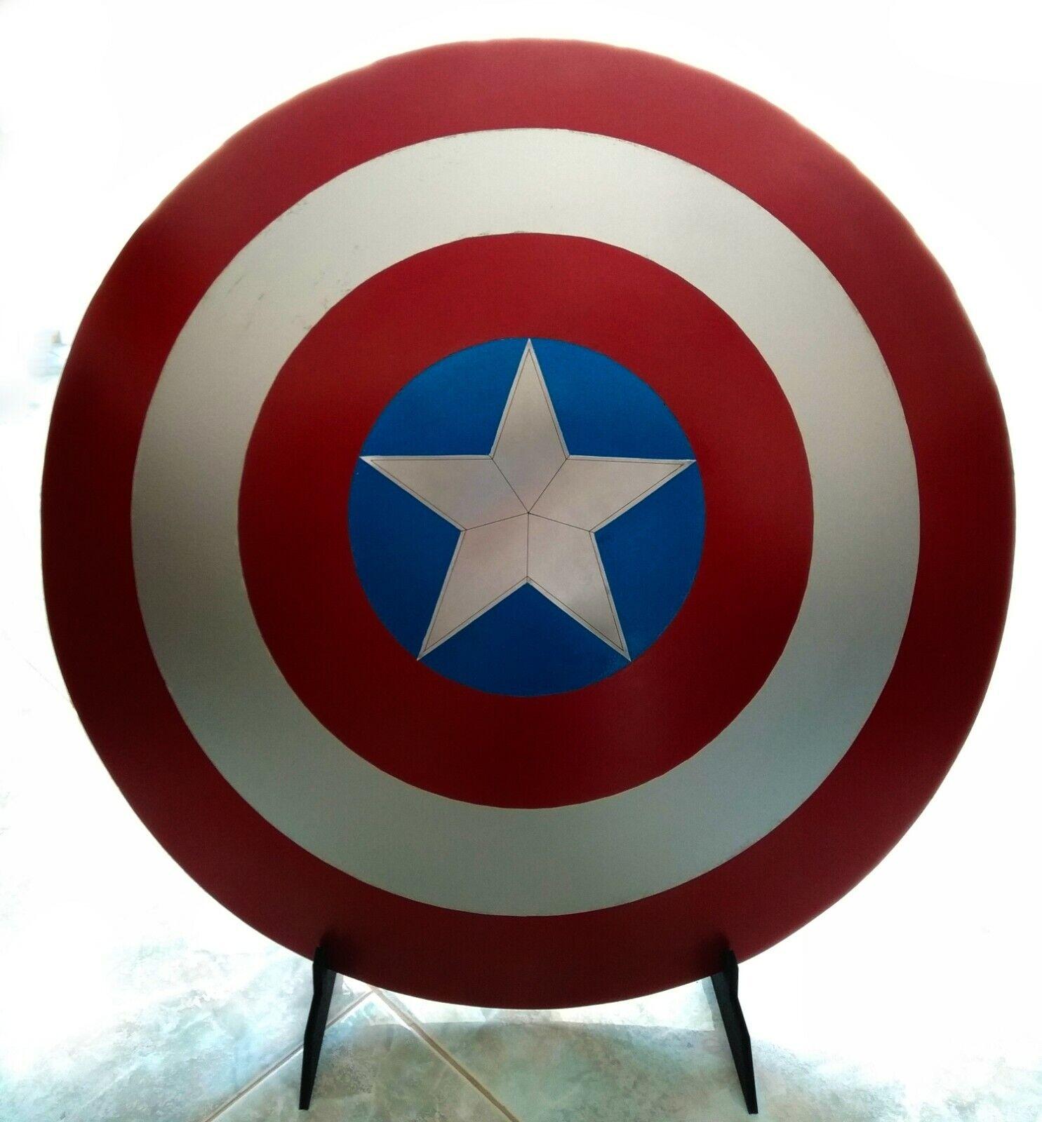 Scudo Capitan America Captain America's shield cosJugar Marvel Avengers Scala 1 1