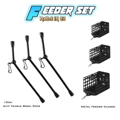 ACE FEEDER SET 20//30//40g Closed METAL