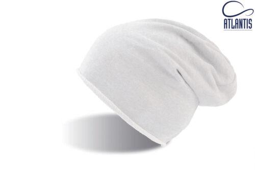 Cuffia BROOKLIN long beanie ATLANTIS cotone modello lungo berrettoTAGLIA UNICA