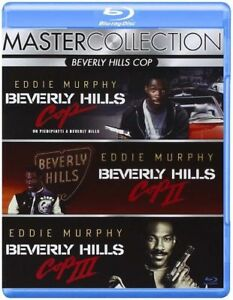 Beverly-Hills-Cop-Collection-Master-Collection-3-Blu-Ray-Nuovo-Sigillato